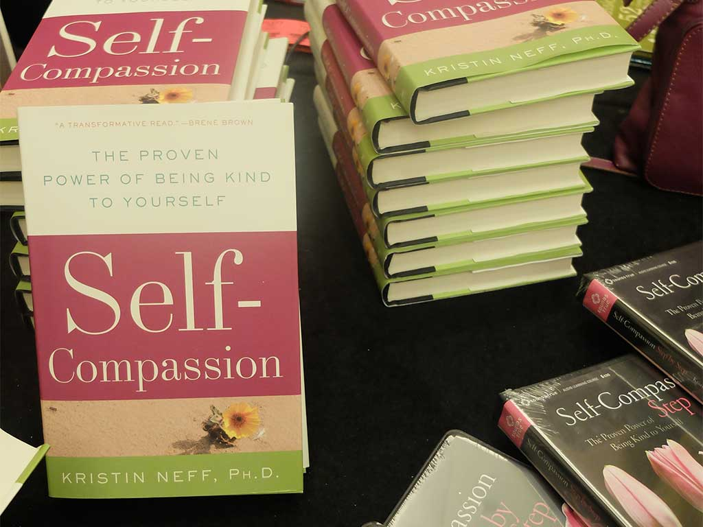 selfcompassion the proven power of being kind to yourself
