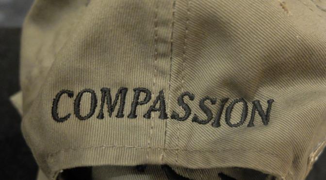 Medkänsla på dödsbädden